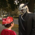 kid meets satan