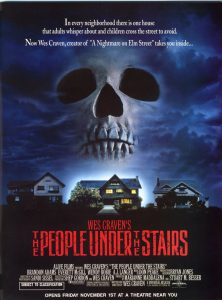 peopleunderthestairs poster