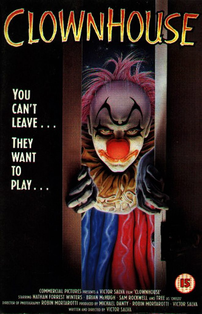 clownhouse poster