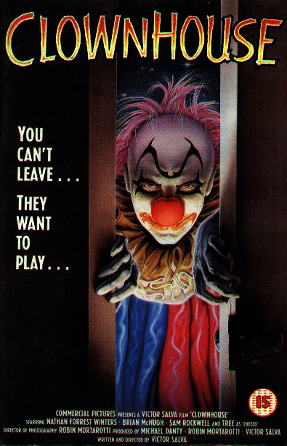 Clownhouse 2 Guys Amp A Chainsaw