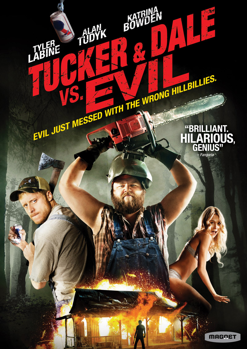 tucker and dale poster