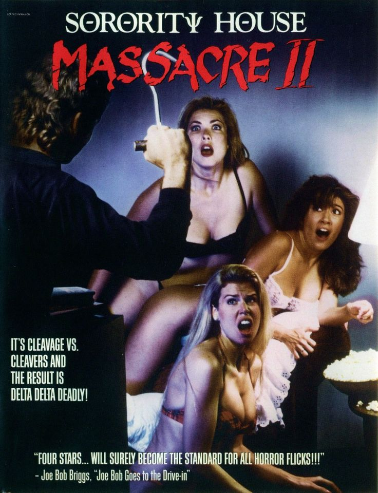 sorority house massacre 2 poster