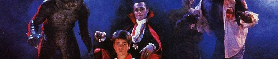 the monster squad banner