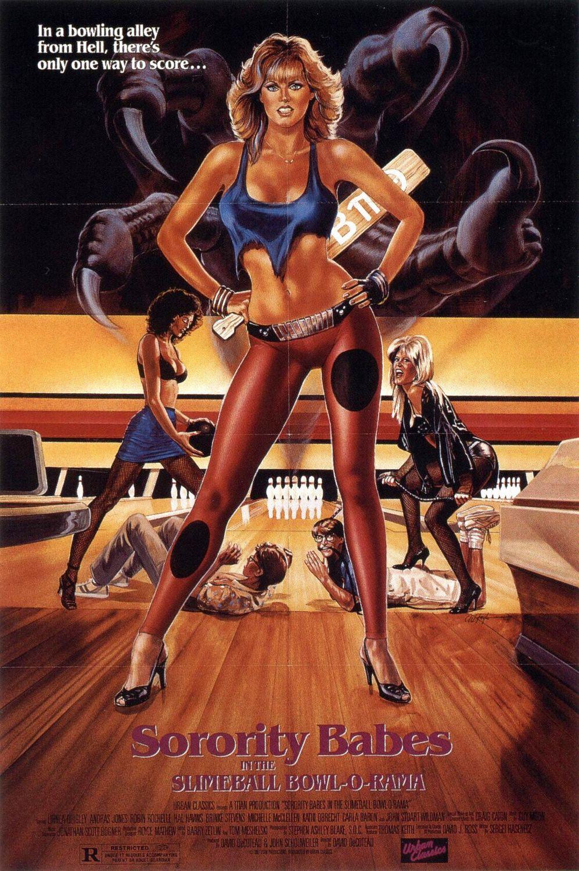 sorority babes movie poster