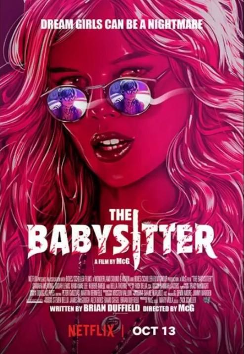 babysitter poster