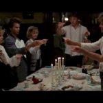 toast around the table