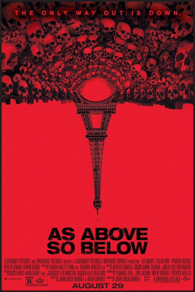 as above so below movie poster
