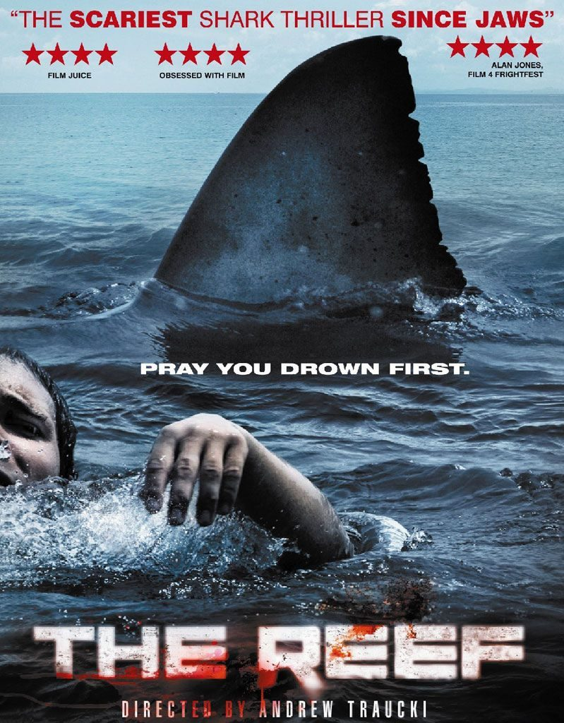 The Reef movie poster