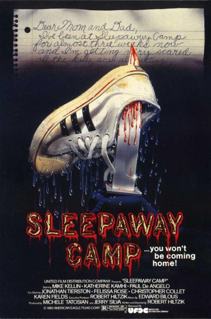 sleepaway camp poster