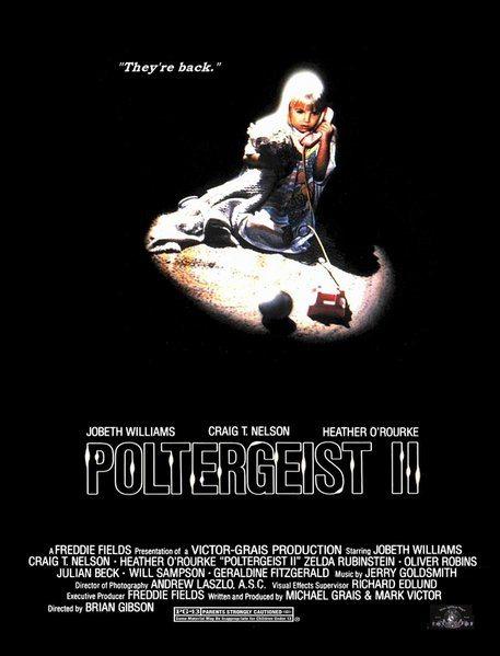 poltergeist 2 poster
