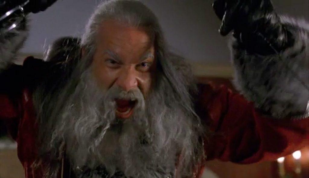bill goldberg in Santa's Slay