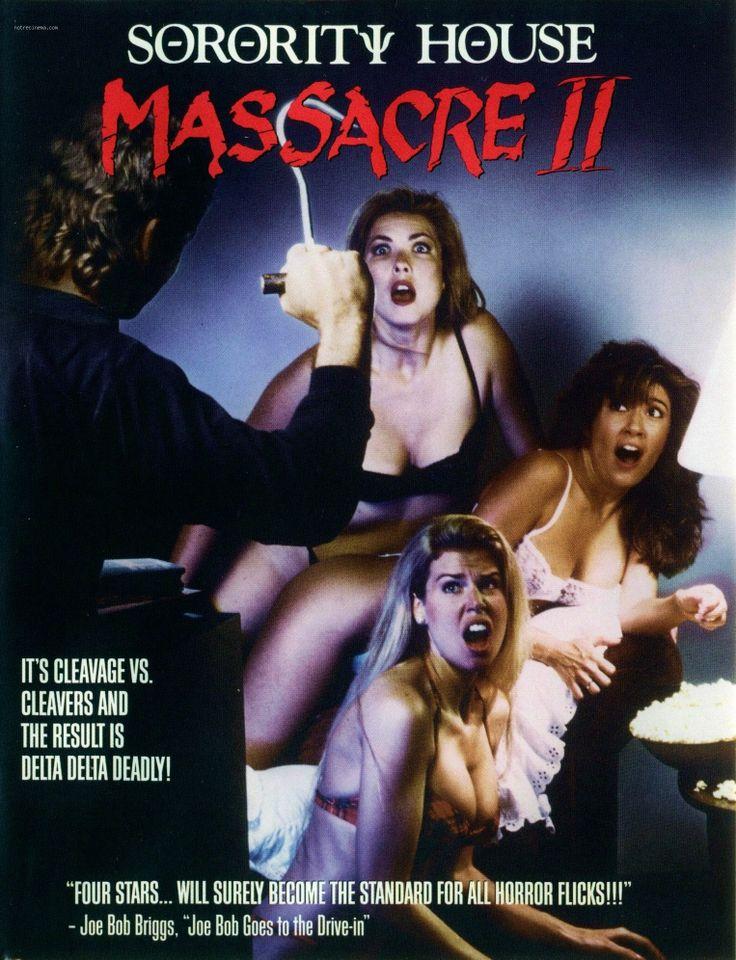 sorority house massacre 2 poster