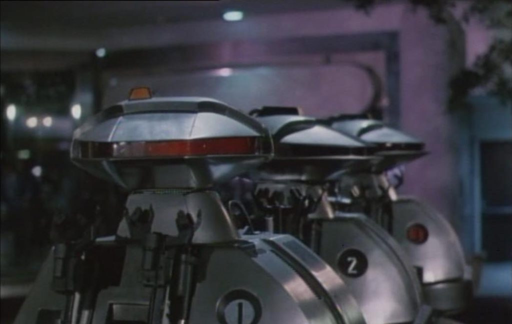 chopping mall bots