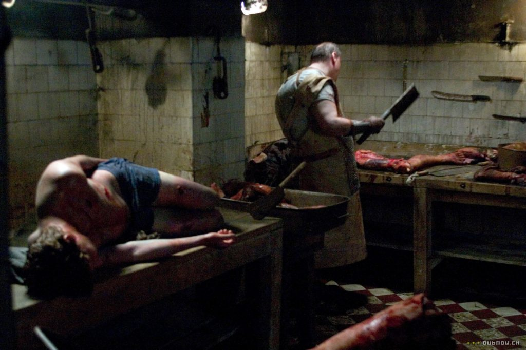 hostel butchers