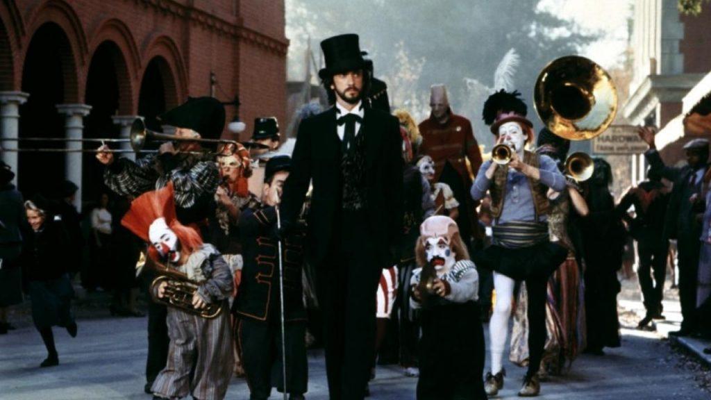 mr dark's carnival