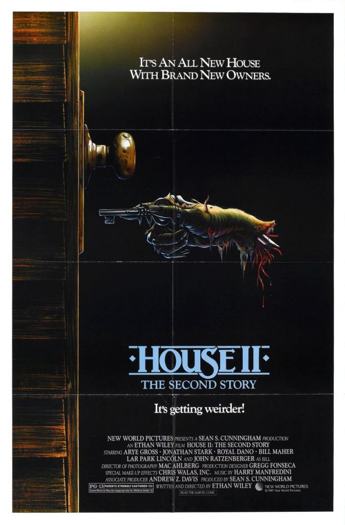 house 2 poster