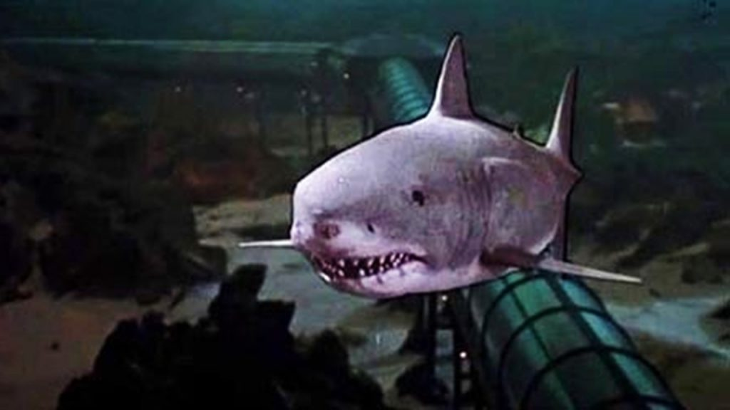 terrible jaws composite effect