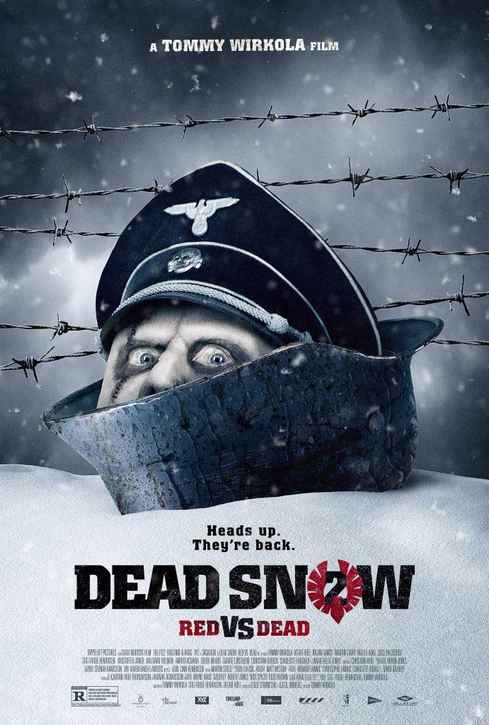 dead snow 2 poster