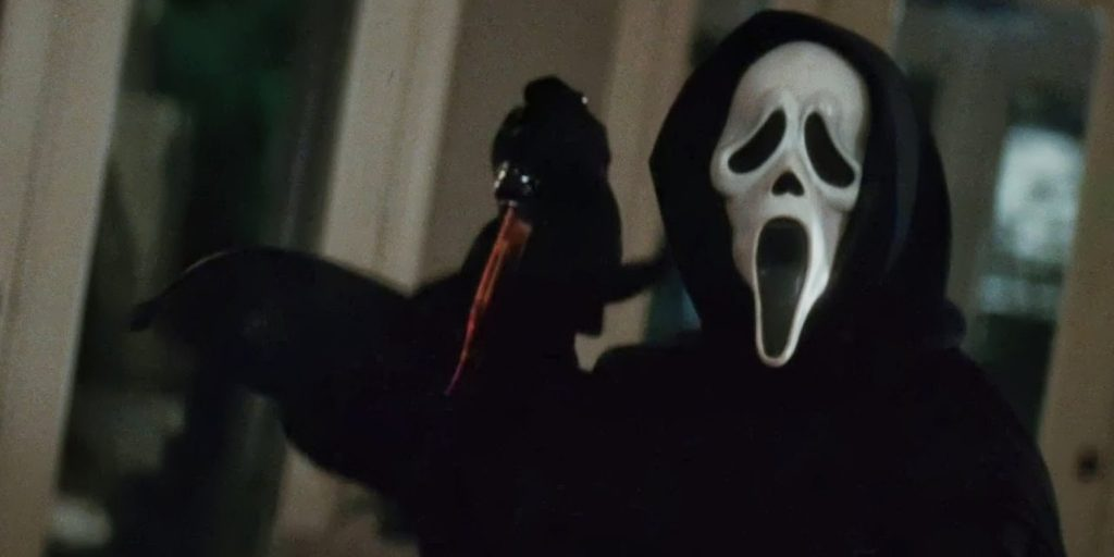 scream clip