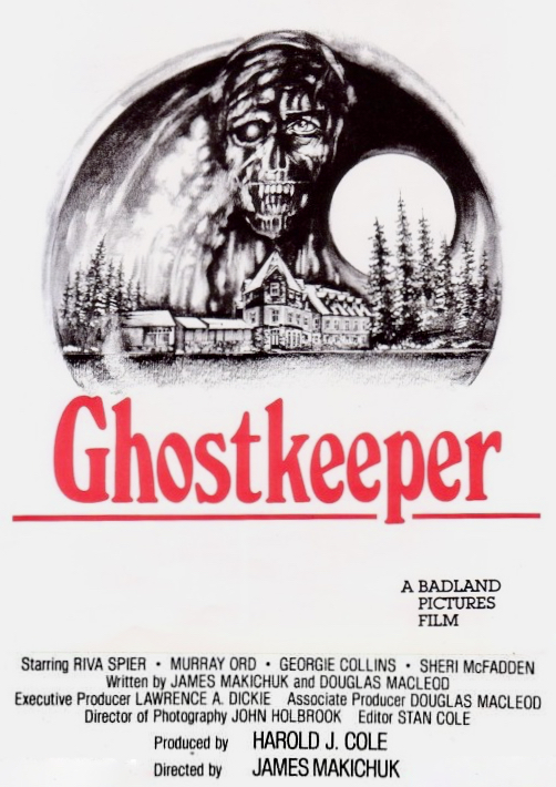 ghostkeeper poster