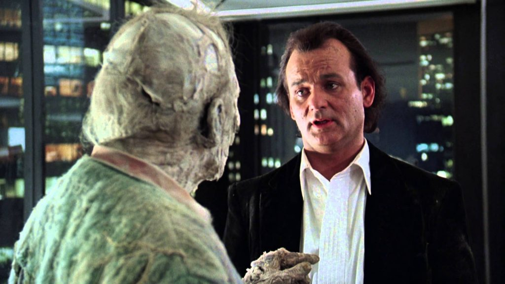 scrooged still