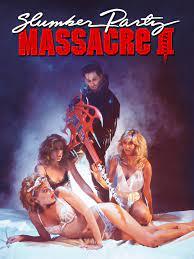 slumber party massacre 2 poster