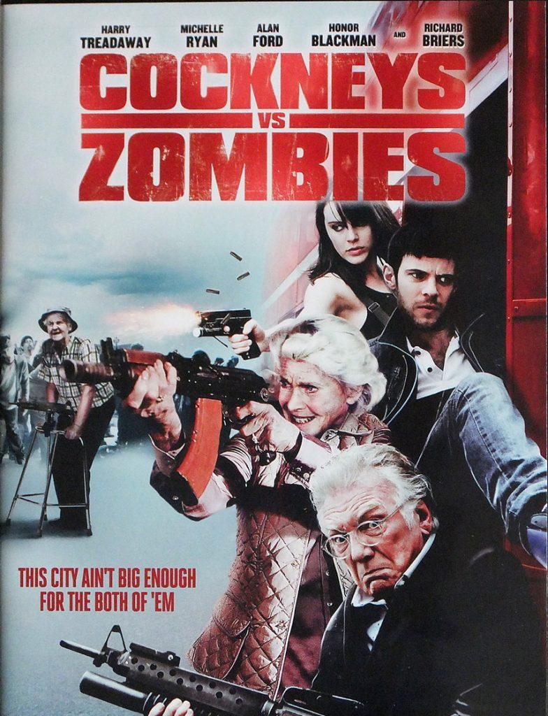 cockneys zombies poster