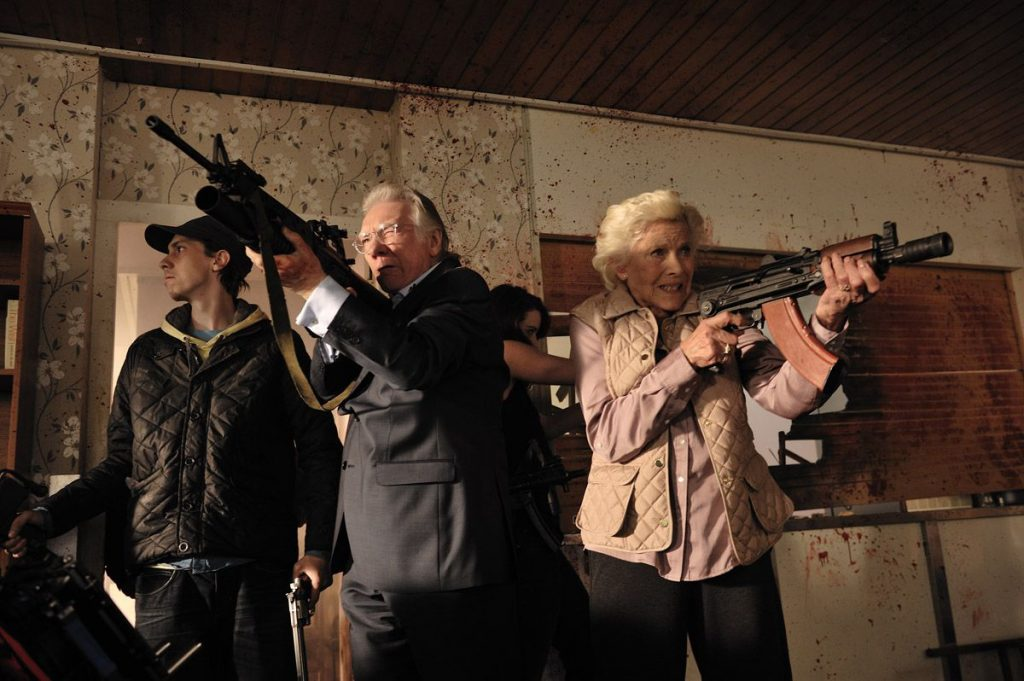 old people with guns